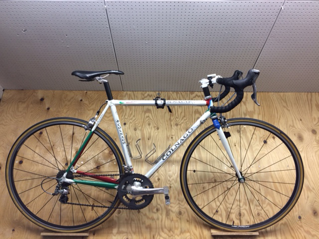 COLNAGO|MASTER Made in ITALY レンタル料:5,500円/1日、4,000円/4時間